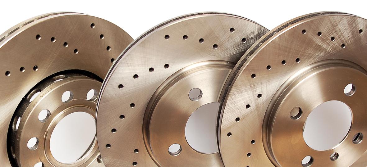 NeuroCheck Presence Verification Brake Discs (Image © designed by gourmecana - AdobeStock)