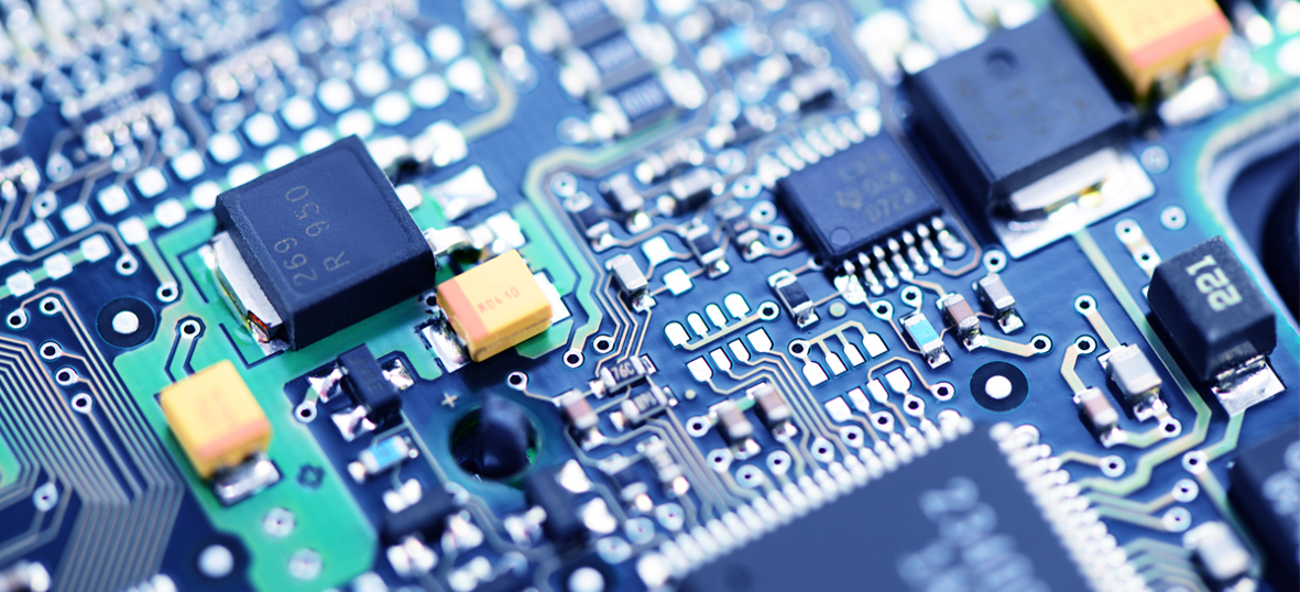 NeuroCheck Pattern Recognition on a Computer Board (Image © designed by photocrew - Fotolia)