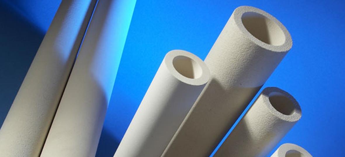 NeuroCheck Surface Inspection of Ceramic Tube (Image © NeuroCheck)