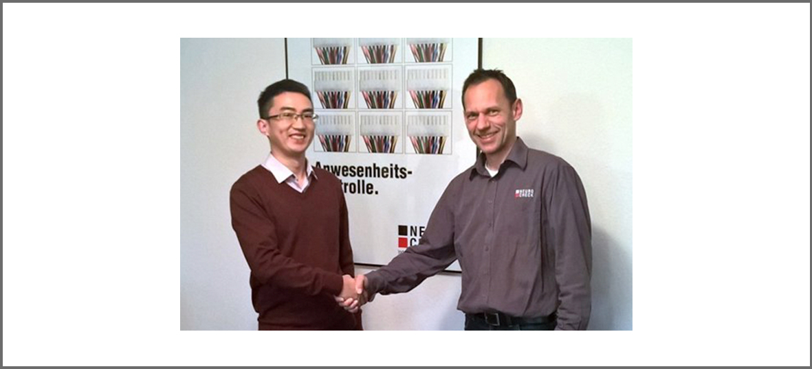 NeuroCheck News Neuer Partner Intellisight China (Foto ©NeuroCheck)