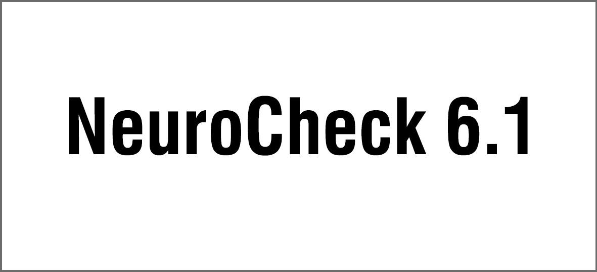 NeuroCheck 6.1