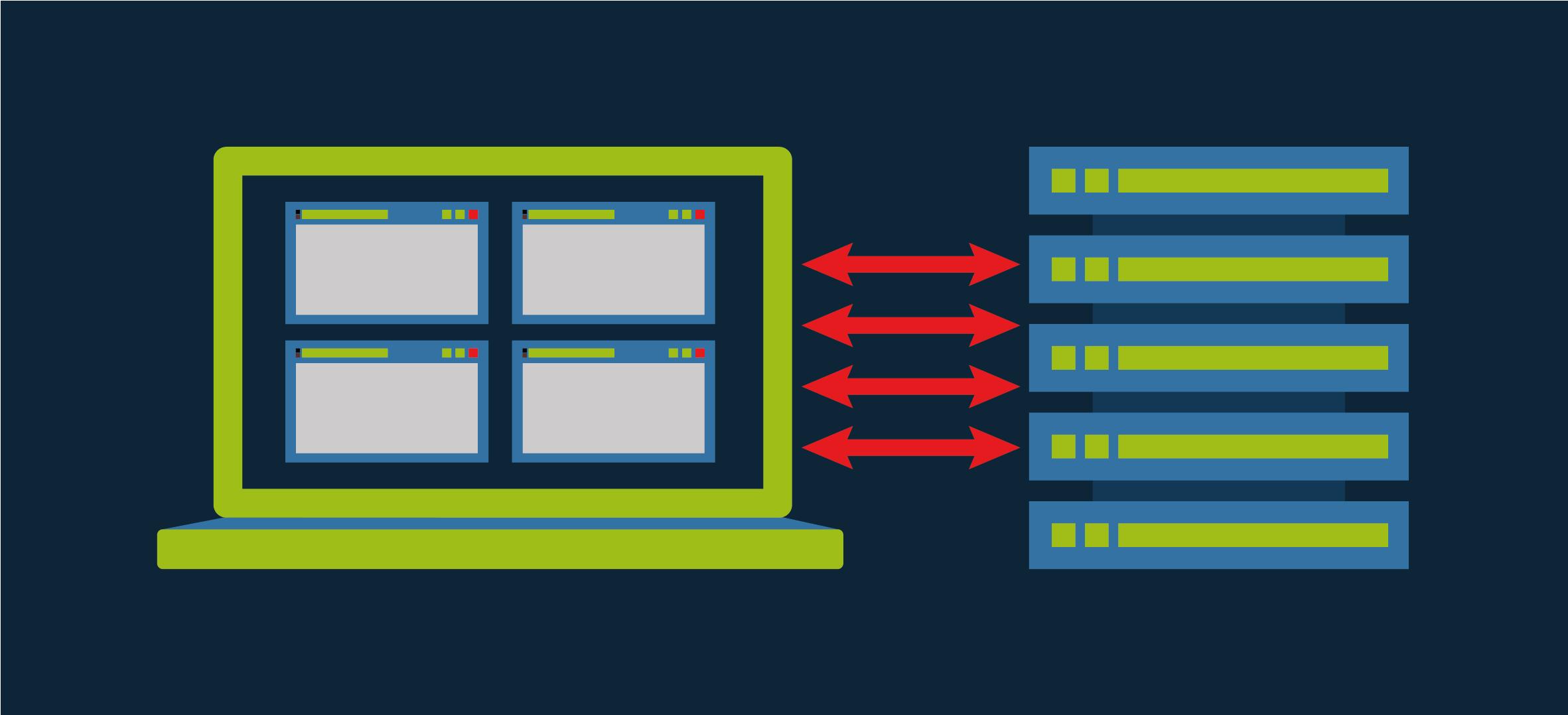 NeuroCheck Software Extensions InterComm (Image © NeuroCheck)