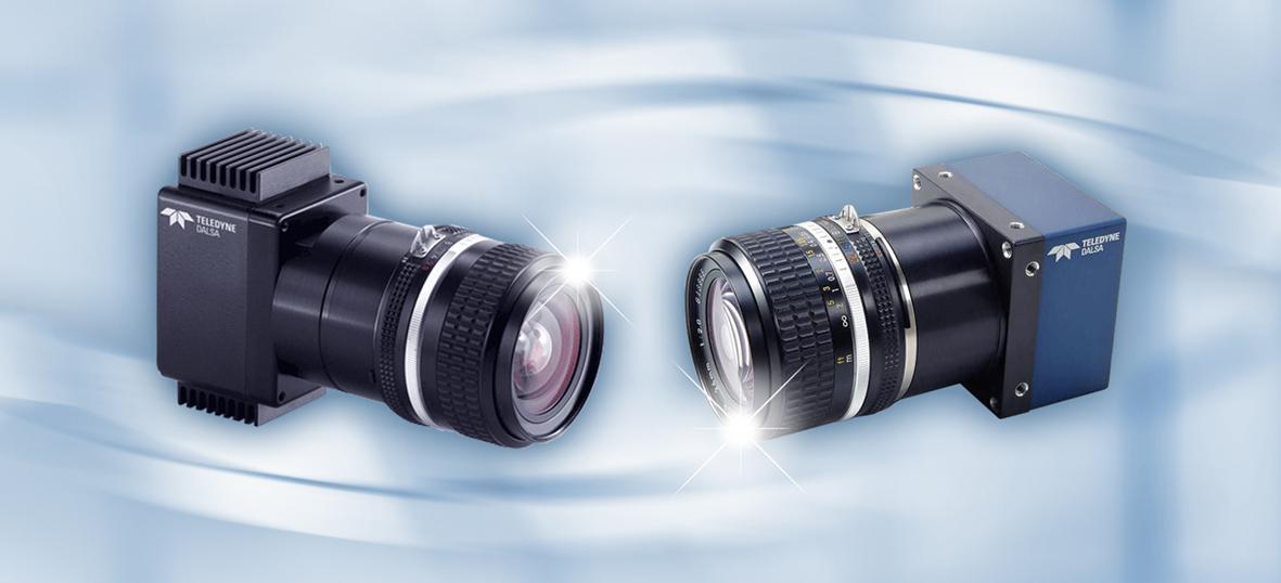 NeuroCheck Line Scan Cameras (Image © NeuroCheck)
