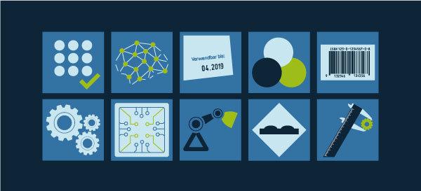 NeuroCheck Kameraprüfsysteme für verschiedene Anwendungsgebiete (Abbildung © NeuroCheck)