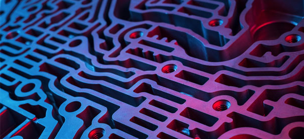 NeuroCheck Presence Verification during gearbox manufacturing (Image © designed by tarasov_vl - Fotolia)