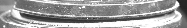 Gummimanschette - Beispiel für ein Fehlerbild (01) - Abbildung © NeuroCheck)