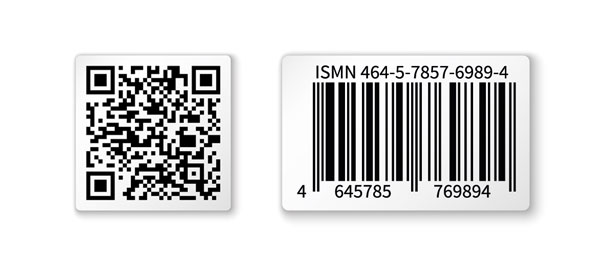 Barcode and QR-Code (Image © designed by MicroOne - Fotolia)