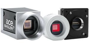 BASLER - Area and Line Scan Cameras (Image © BASLER)