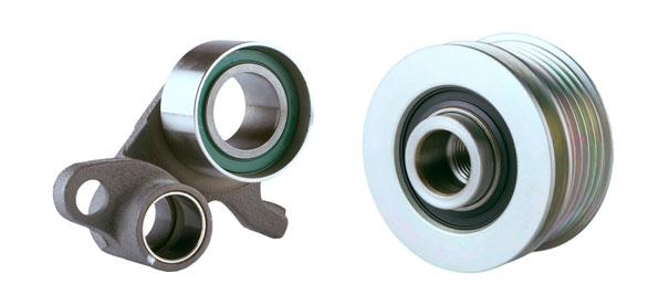 NeuroCheck Inspection of pressed-in rubber bearings (Image © designed by Dezay - Fotolia)