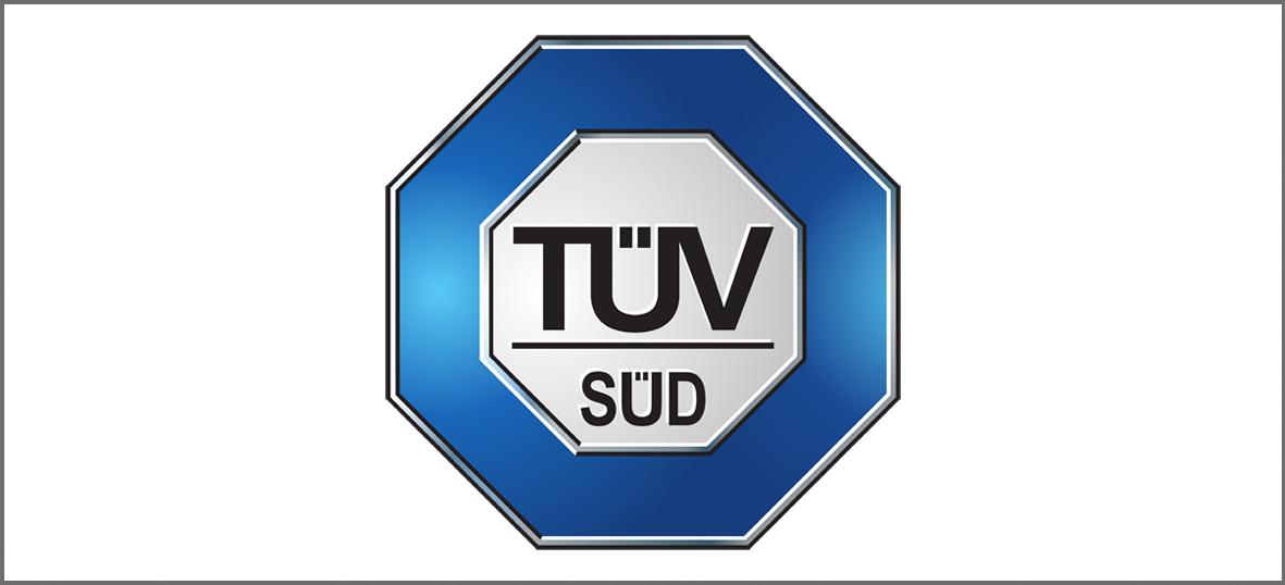 NeuroCheck TÜV Siegel für ISO Zertifizierung (Foto © NeuroCheck)