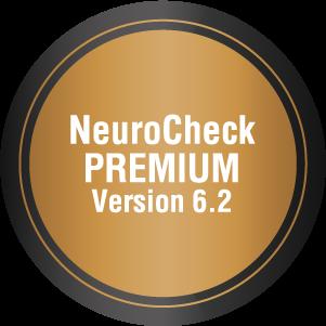NeuroCheck Lizenz PREMIUM (Abbildung © NeuroCheck)