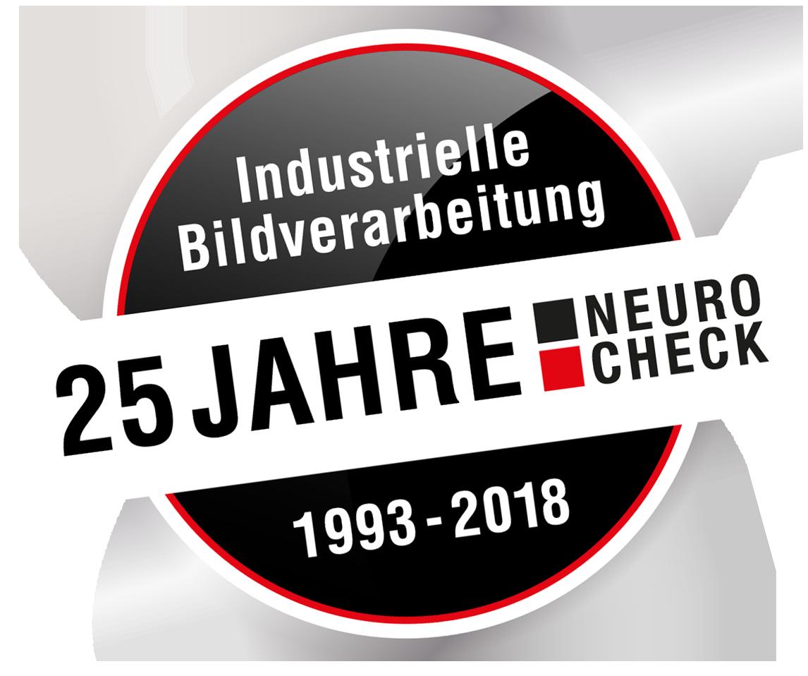 25 Years NeuroCheck (Image © NeuroCheck)