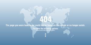 NeuroCheck 404 Error Page
