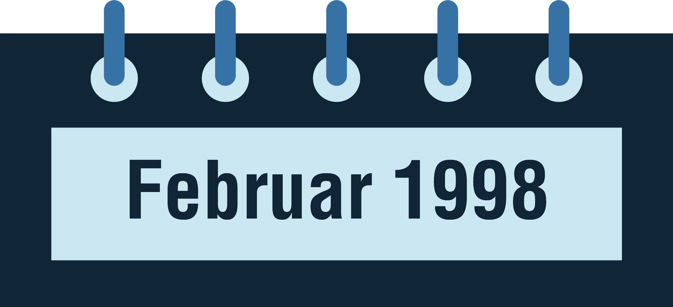 NeuroCheck Geschichte - Februar 1998 (Foto © NeuroCheck)