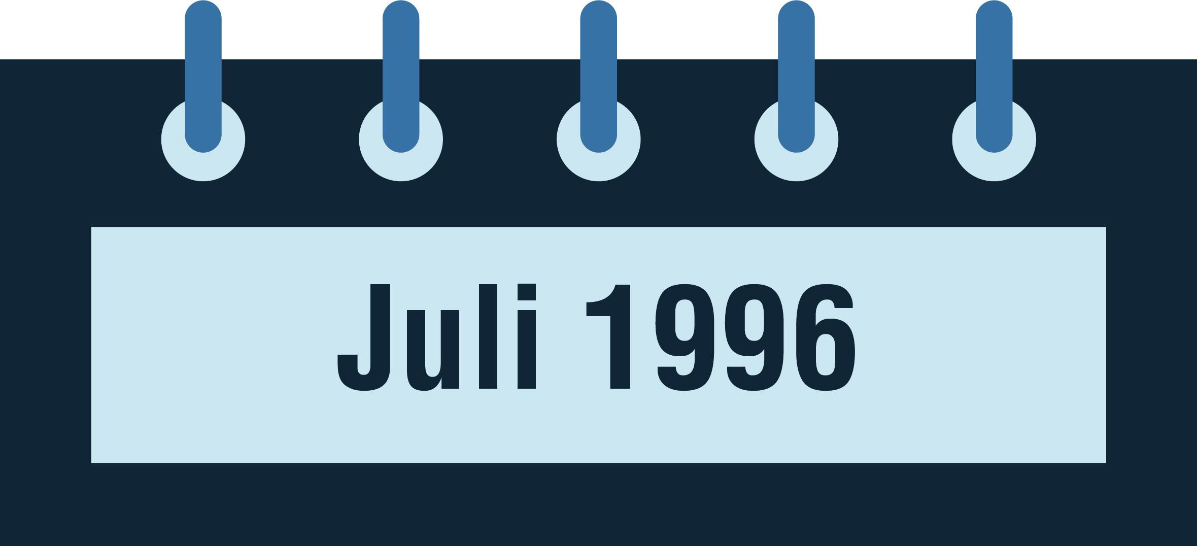 NeuroCheck Geschichte - Juli 1996 (Foto © NeuroCheck)