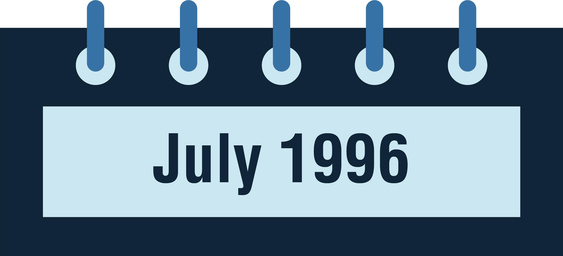 NeuroCheck History - July 1996 (Image © NeuroCheck)