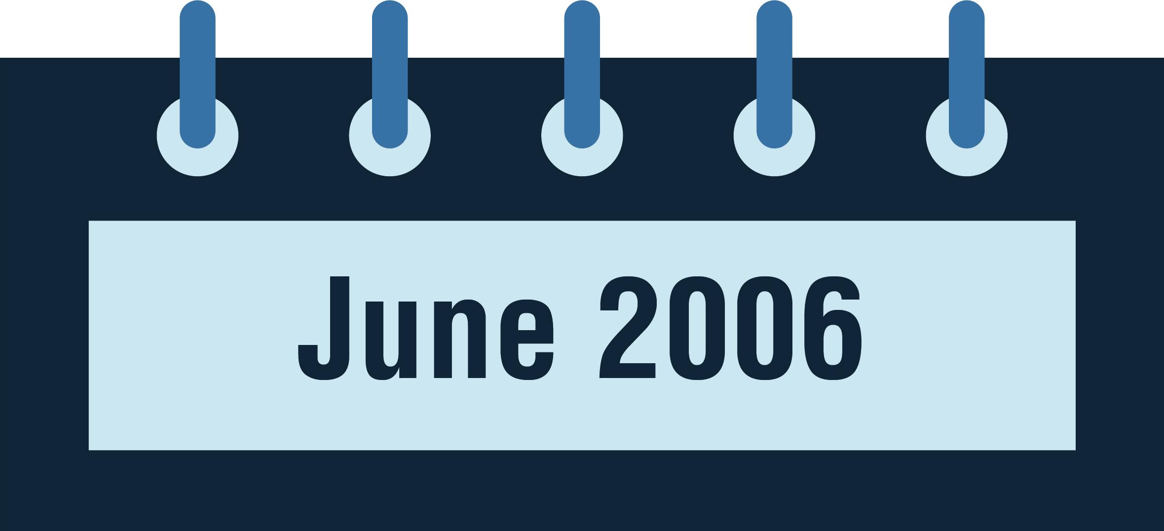 NeuroCheck History - June 2006 (Image © NeuroCheck)