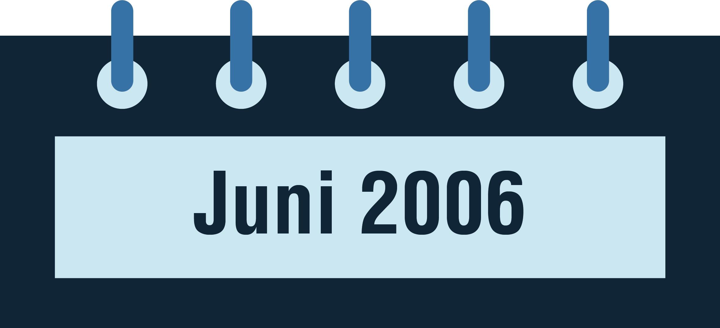 NeuroCheck Geschichte - Juni 2006 (Foto © NeuroCheck)