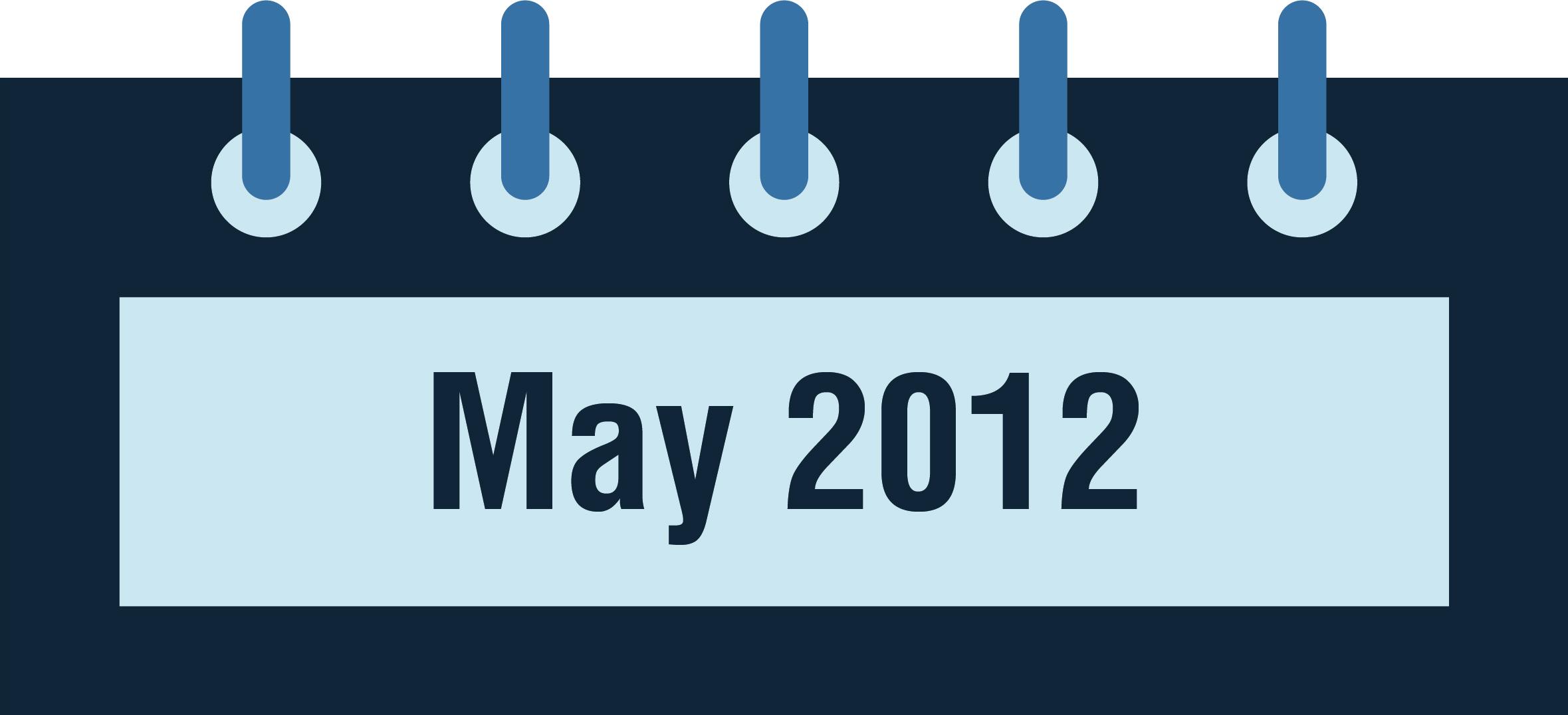 NeuroCheck History - May 2012 (Image © NeuroCheck)