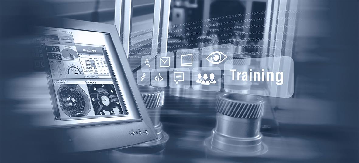 NeuroCheck Software Schulungen (Foto ©NeuroCheck)