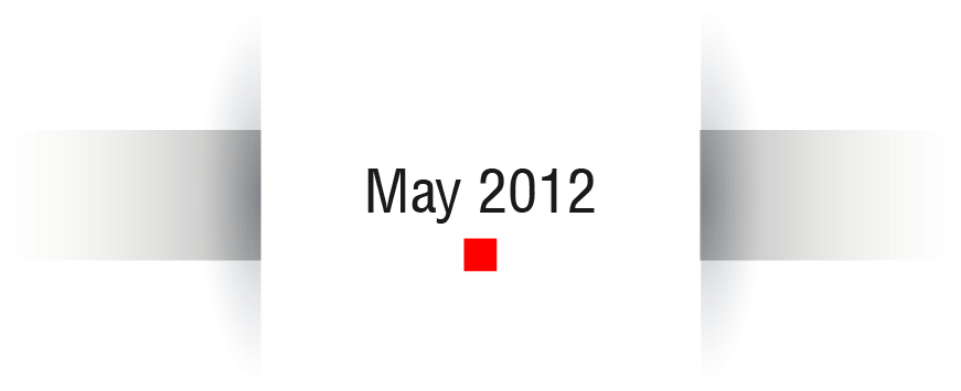 NeuroCheck History - May 2012 (Image © NeuroCheck)
