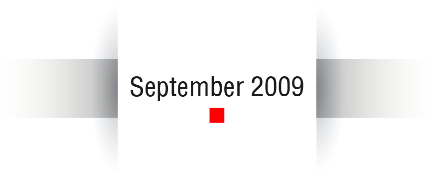 NeuroCheck History - September 2009 (Image © NeuroCheck)