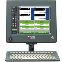 Smart Panel System used in NeuroCheck systems (Image © NeuroCheck)