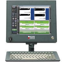 Bei NeuroCheck Auswertesystemen eingesetztes Smart Panel System (Abbildung © NeuroCheck)