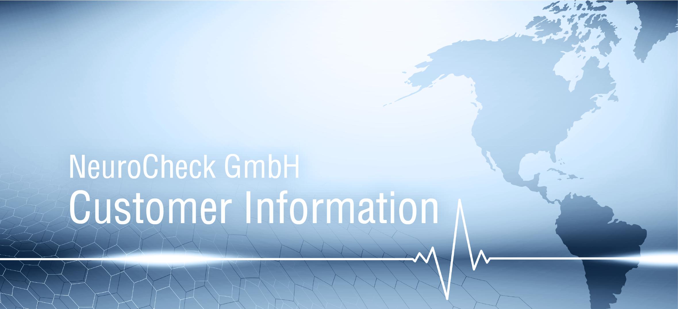 NeuroCheck Customer Info Covid-19 (Image © NeuroCheck)