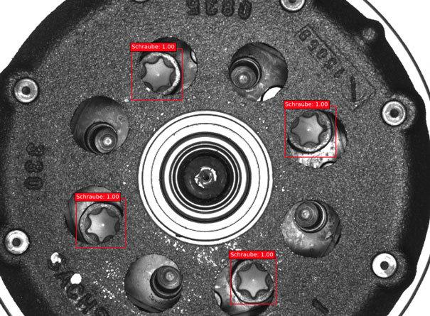 NeuroCheck Deep-Learning - Bildaufnahme mit fehlender Sichtbarkeit (Abbildung © NeuroCheck)